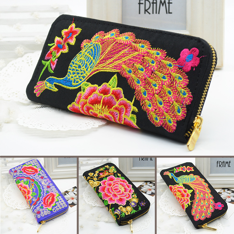 Classical Chinese Style Women Handbag Las Handmade Purse Clutches National Retro Embroidered Bag In Wallets From Luggage Bags On Aliexpress