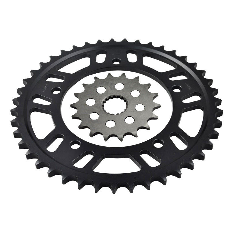 Carbon Steel Front Rear Sprocket Kit Set for Suzuki B-king GSX1300B 2008 2009 2010 2011 2012 530 Motorcycle Chain car rear trunk security shield shade cargo cover for nissan qashqai 2008 2009 2010 2011 2012 2013 black beige