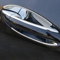 For Mercedes Benz r class w251 modified door handle door handle bright door bowl decorative car stickers accessories W251 modifi