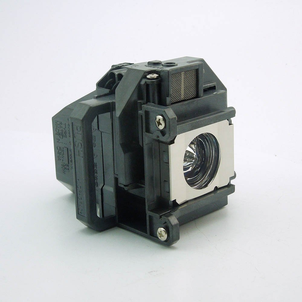 ELPLP53 / V13H010L53 Replacement Projector Lamp with Housing for EPSON EB-1830 / EB-1900 / EB-1910 / EB-1915 / EB-1920W aliexpress hot sell elplp76 v13h010l76 projector lamp with housing eb g6350 eb g6450wu eb g6550wu eb g6650wu eb g6750 etc
