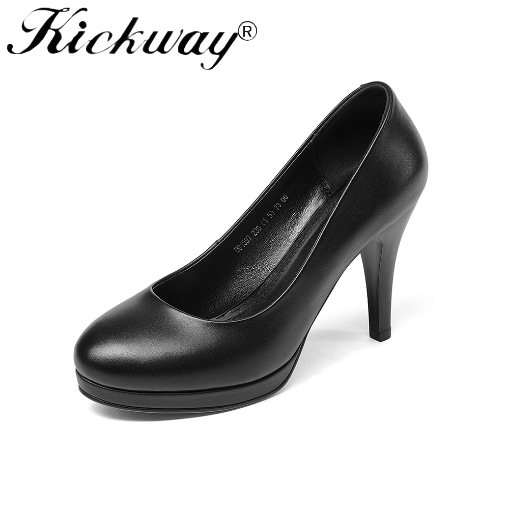 Kickway Women Pumps Heel Shoes Round Toe Thin High Heel Fashion Shoes For Ladies Dress Shoes Office Lady Shoes Big Size 42Kickway Women Pumps Heel Shoes Round Toe Thin High Heel Fashion Shoes For Ladies Dress Shoes Office Lady Shoes Big Size 42