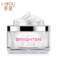LAIKOU Face Cream Invisible Concealer Facial Cream Vitamins Complex Repair Face Skin Care Day Creams Moisturizers