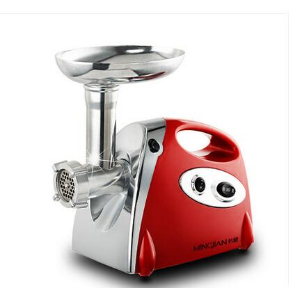 MGB-090 multifunction household electric meat grinder Meat grinder meat sausage machine garlic machine pasta machine new household multifunction meat grinder high quality stainless steel blade home cooking machine mincer sausage machine