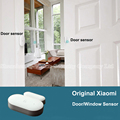 Original xiaomi inteligente mini sensor de puerta/ventana, seguridad para el hogar inteligente, automático de encendido/apagado las luces, compatible zigbee gateway, 3 unids