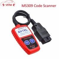 VSTM MaxiScan MS309 OBDII Tarayıcı OBD 2 Gezegen OBD2 CAN BUS Kod Okuyucu MS 309 Auto Car Teşhis Aracı