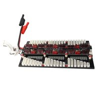 Cellpro PL8 PL6 308/3010/4010 2 ~ 8S T Slot Battery Charger Balance Board 8s Charging 6 Batteries for RC Drone FPV