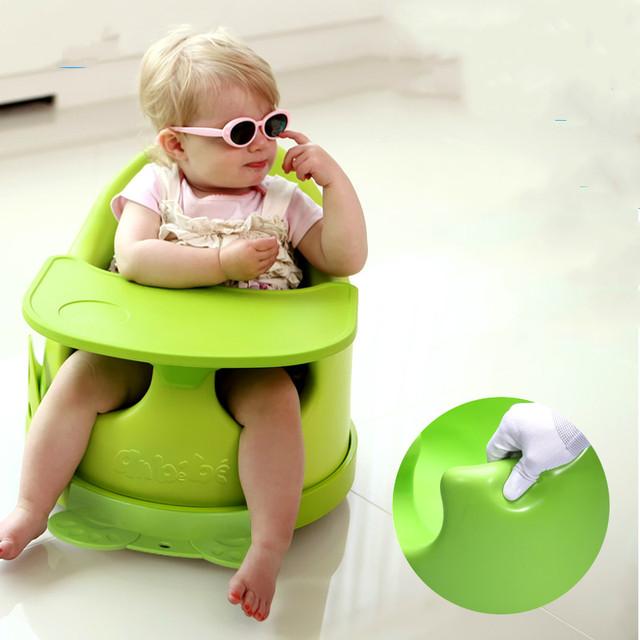 Alta Qualidade Portátil Bebê Cadeira De Jantar Multifuncional Criança Crianças Cadeira de Jantar Bebê de Alimentação De Poliuretano Macia C01