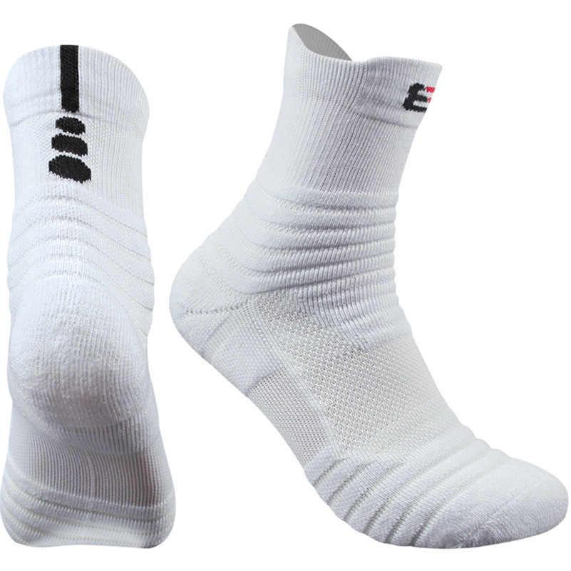 ce41fbc5d6d ... 3 Pairs lot High Quality Men Socks Thick Mens Socks Profession Thermal  Towel Bottom Foot ...