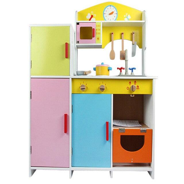 Baby Spielzeug Kühlschrank Küche Spielzeug Set Kinder Simulation ...