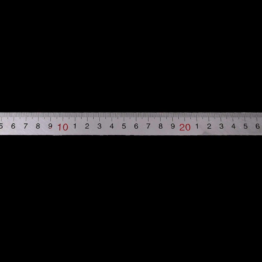 สแตนเลส 150x300 มม. 90 องศาเมตริกลอง Mitre ไม้บรรทัดสแควร์