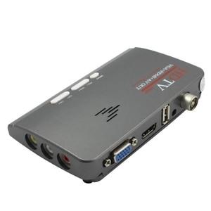 Image 5 - 2018新デジタルhdmi dvb t/T2 dvbt2テレビvgaファッション受信機と互換性のあるすべてのcrtや液晶モニターテレビチューナー受信