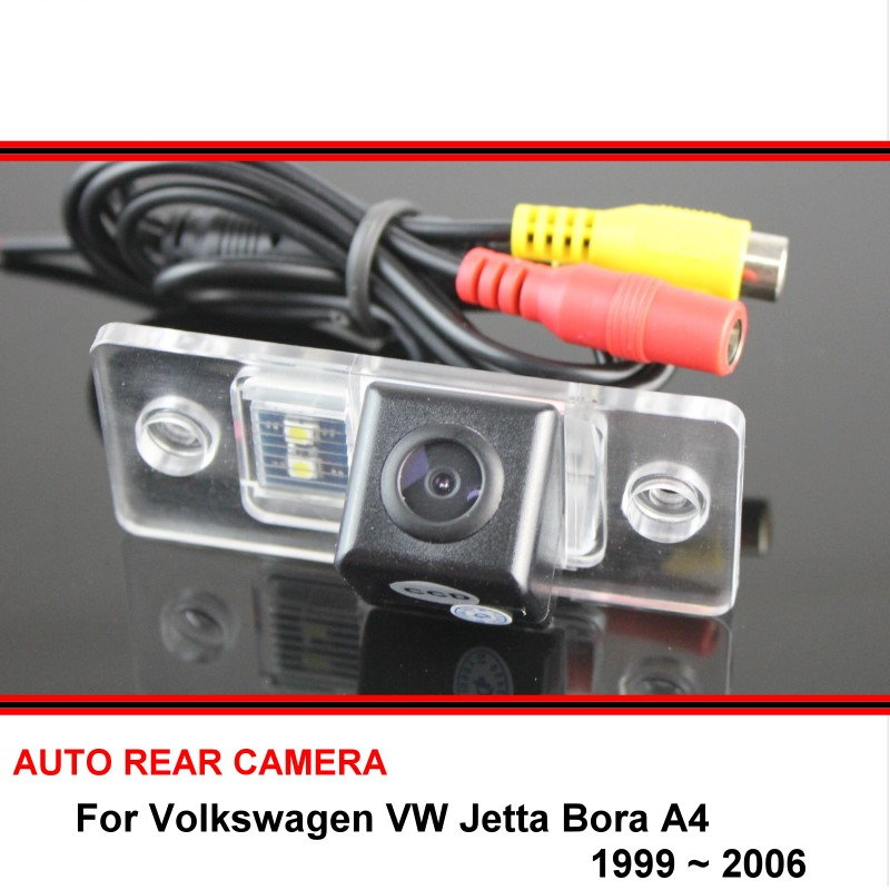 For Volkswagen VW Jetta Bora A4 1999~2006 HD CCD Reversing Back Up Camera Car Parking Camera Rear View Camera
