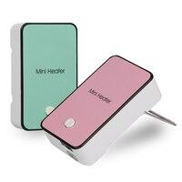 LAGUTE Portable Mini Heater Hand Electric Air Warmer Heating Winter Keep Warm Desk Fan For Office