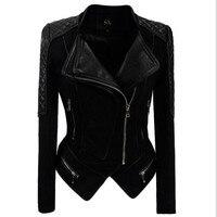 Real Genuine Leather Jacket Women Buckskin Black Color 2018 Winter Fashion Suede Motorcycle Jackets & Coats Plus Size 5XL 6XL