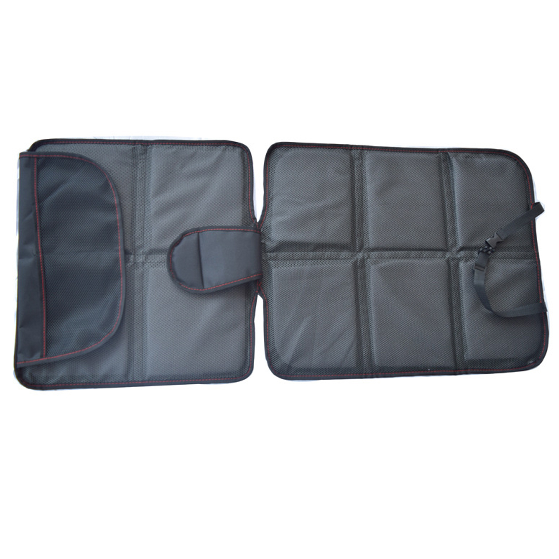 Dewtreetali selling Easy Clean Car Seat Cover Car Interial Seat Protector Mat Auto Baby Car Seat Covers Black For Four Season