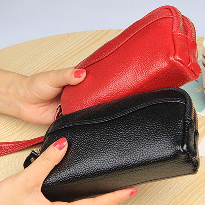 New Arrival Purse women's Wallet Female Card Holders Cellphone Pocket PU Women Money Bag Clutch Women Wallet Bags High Quality