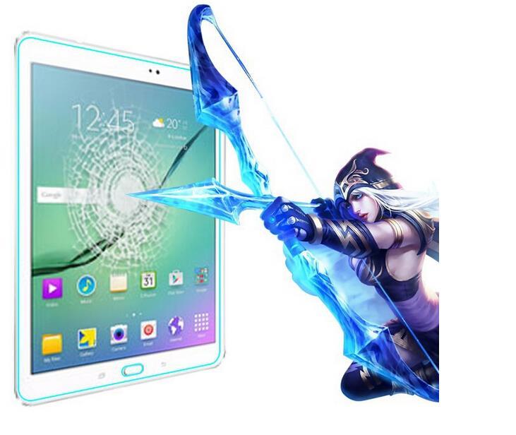 Tab S2 9.7 ''T810 Trempé protecteur D'écran En Verre Pour Samsung Galaxy Tab S2 T810 815 9.7 pouce De Protection Film
