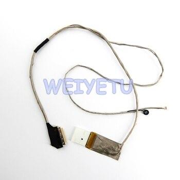 X75VD LCD LVDS CABLE para ASUS X75V X75VD X75A X75 X75VC X75VB QTXJ4-ESL0206A XJ4 CABLE LVDS LCD pantalla de ordenador portátil línea cable