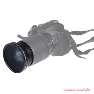 Image 5 - 67mm Digital High Definition 0.43x SuPer Wide Angle Lens for Canon Rebel T5i T4i T3i 18 135mm 17 85mm for Nikon 18 105 70 300VR