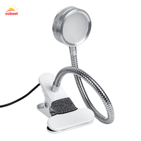 1pc Professional Permanent Makeup Equipment Super Bright LED Desk Lamp USB Table Light For Tattoo Eyebrow