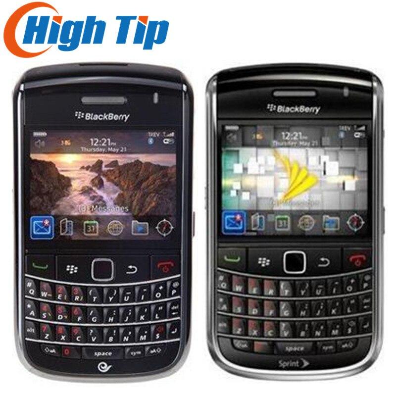 Téléphone portable 3G GPS 3.2MP WIFI Original débloqué BlackBerry Bold 9650 livraison gratuite remise à neuf garantie 1 an
