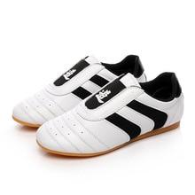 სუნთქვის მდგრადი აცვიათ კლასიკური taekwondo kung fu ფეხსაცმელი მამაკაცის sneakers