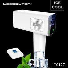 Lescolton Icecool IPL эпилятор для женщин, перманентное лазерное удаление волос, Эпилятор с ЖК дисплеем, лазерный триммер для бикини, фотоэпилятор