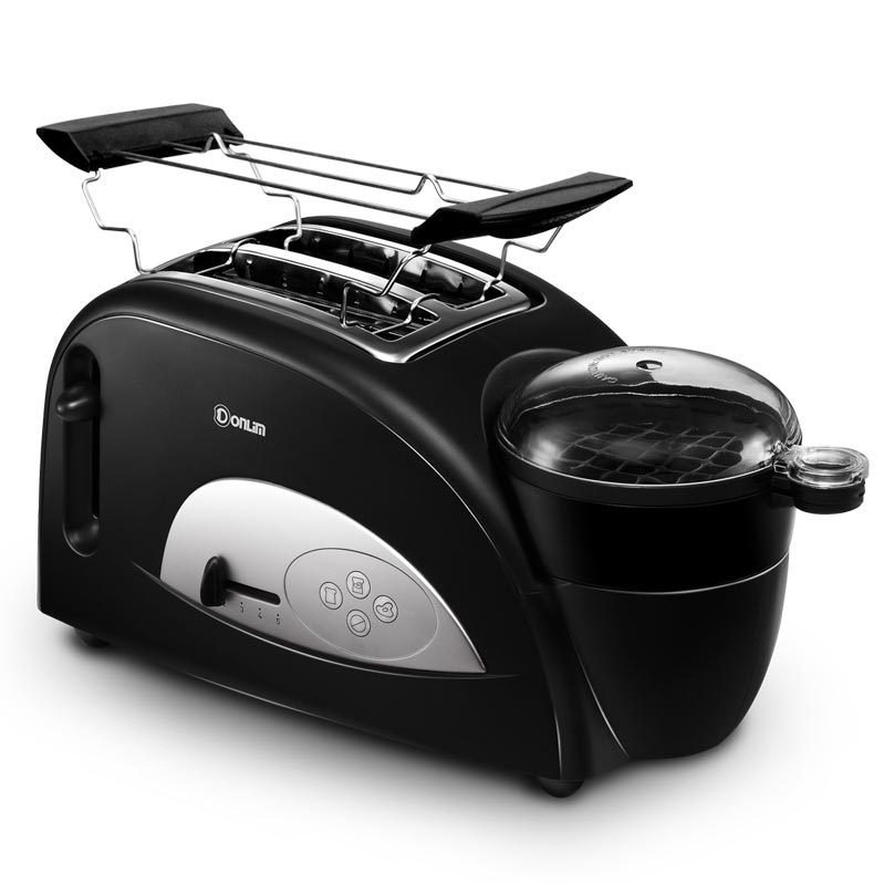 Household Breakfast Toaster Multi functional Toast Oven Machine with a Hard Boiled Egg XB 8002