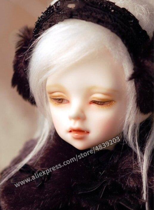 Bjd 1/4 人形 Benetia セミクローズ目 benih 4 点 bjd 人形牙人形クリスマスギフト sd4 ポイント人形  グループ上の おもちゃ & ホビー からの 人形 の中 1