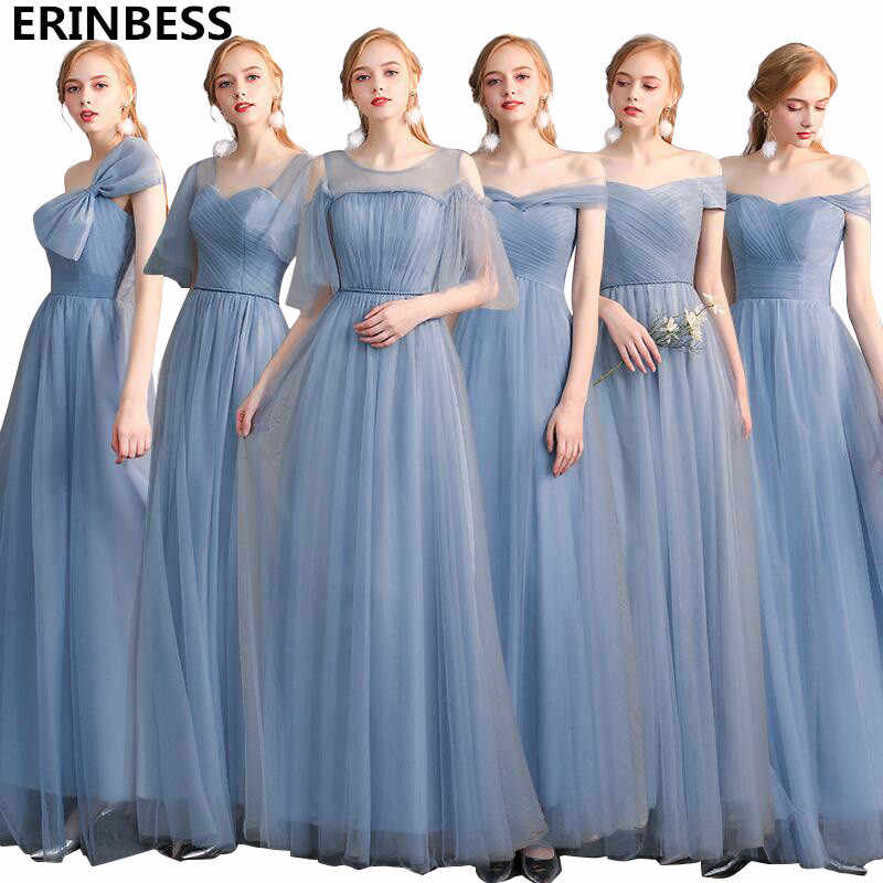 562420ae62 New Arrival Cap Sleeve Bridesmaid Dresses Wedding Party Gowns 2019 Robe  Demoiselle D honneur A
