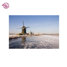 Painting rhinestones plastic crafts windmill diy diamond painting embroidery paintings diamond pattern