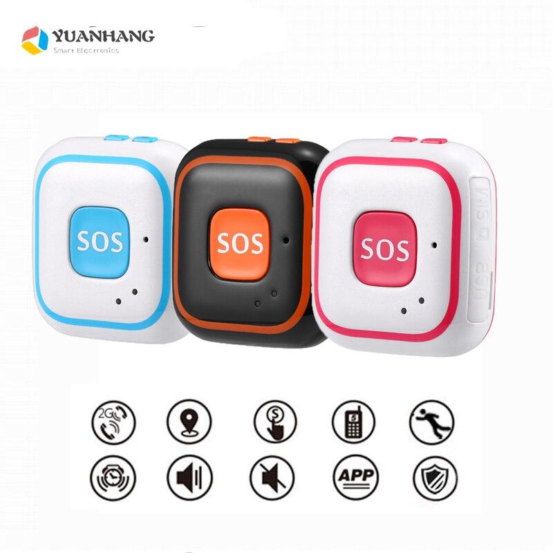 V28 Mini GPS WIFI Tracker SOS bidirectionnel parler communicateur en temps réel en temps réel pour enfants enfant personnes âgées animaux personnels localisateur d'applications Web
