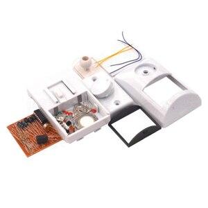 Пироэлектрический инфракрасный электронный набор для производства собак/охранная сигнализация/электронное производство