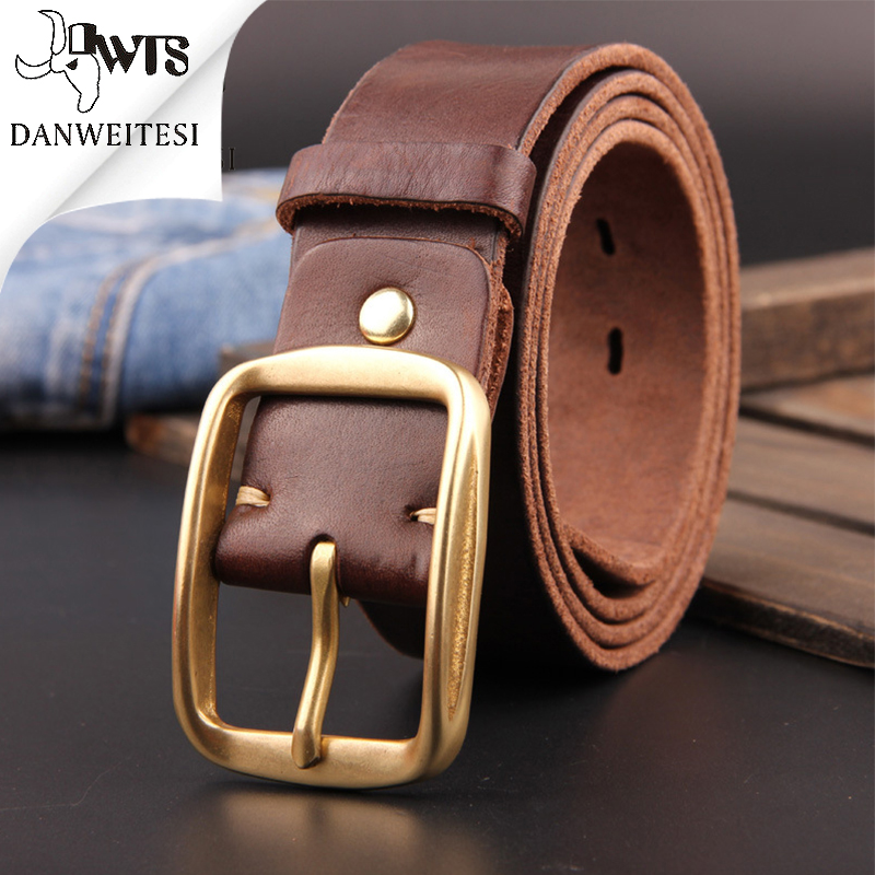 [DWTS] mens   belts   luxury male genuine leather strap designer high quality ceinture homme luxe marque a wide   belt   cinto masculino