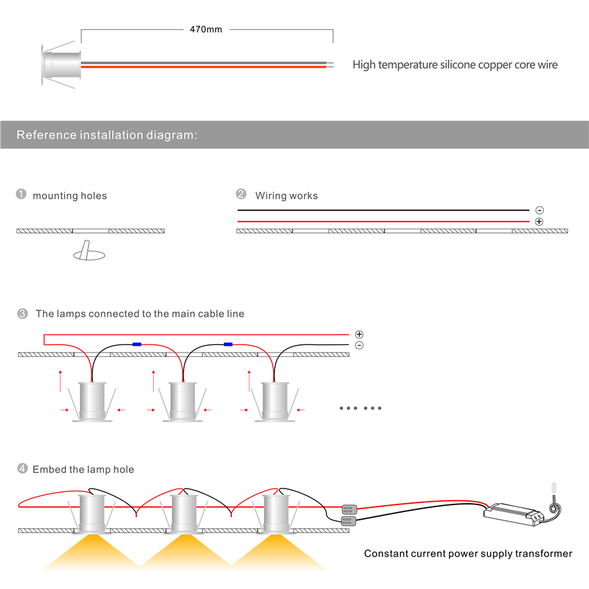 Basic Elec Downlights Wiring Diagrams - Free Download Wiring Diagram
