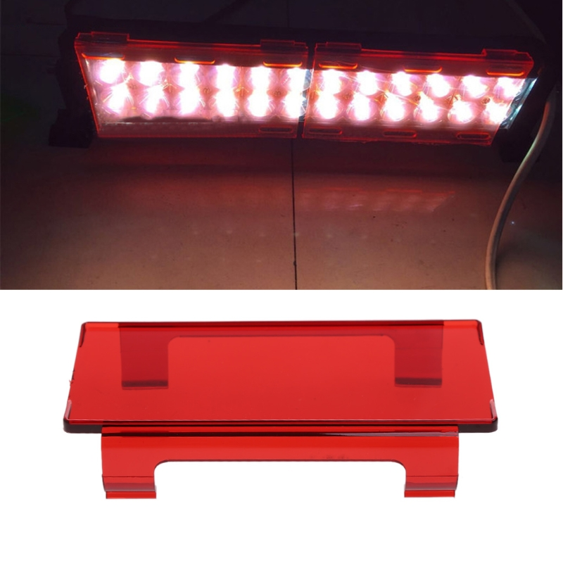 1pc 6 plastic hood car led work light bar cover lamp shell 1pc 6 plastic hood car led work light bar cover lamp shell dustproof protective in shell from automobiles motorcycles on aliexpress alibaba group aloadofball Choice Image