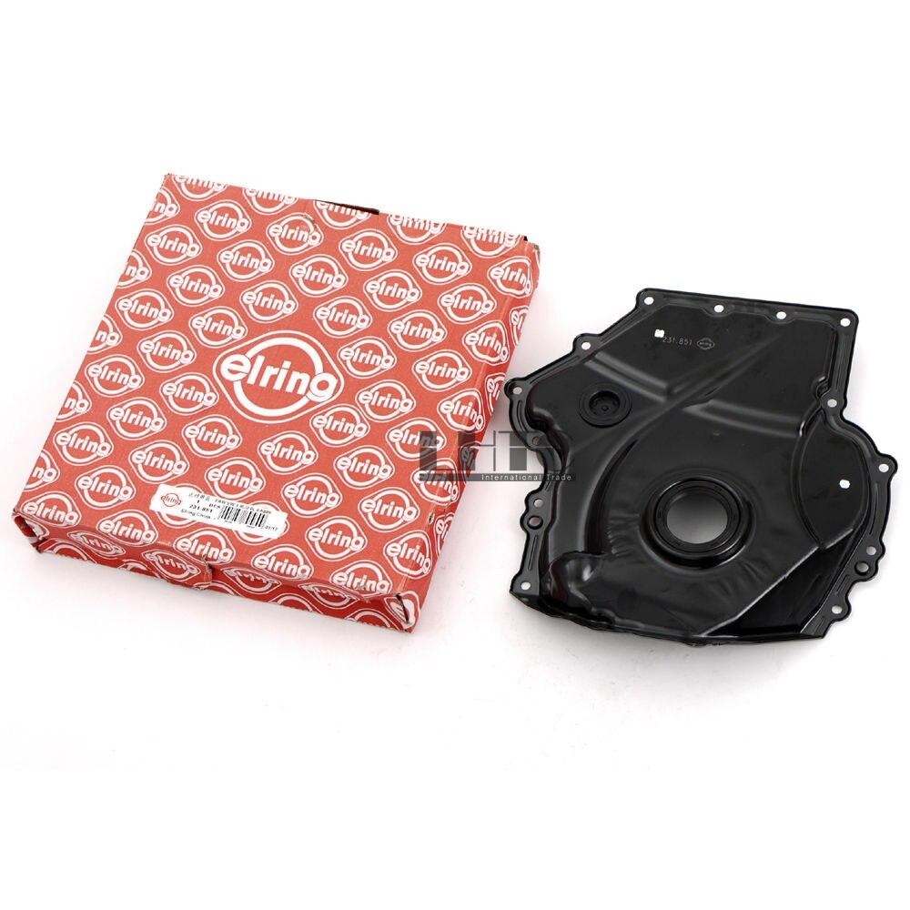 Здесь продается  Engine Timing Lower Cover & Crankshaft Oil Seal Mount Assembly For VW GLI GTI Tiguan AUDI A3 A4 A5 TT 2.0T CCTA  Автомобили и Мотоциклы