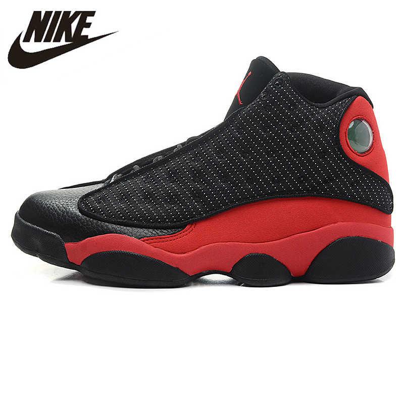 best website 19cac 2eddc NIKE Air Jordan 13 Retro Men s Basketball Shoes Sneakers, Original Outdoor  Comfort Shoes Medium Cut