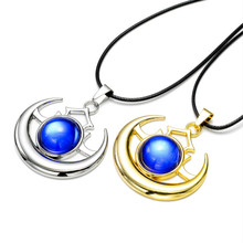 2016 New Design Dota 2 Hero Props Shadow Charm Pendant Arcane Necklace Action Figures Fashion Necklace for Women&Men Gift