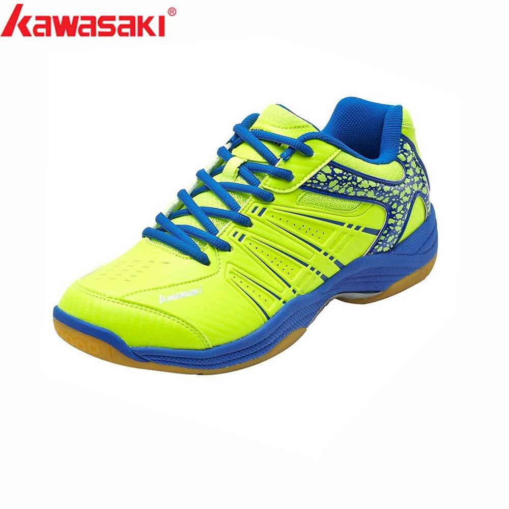 Zapatos de bádminton Kawasaki originales Zapatillas Deportivas transpirables resistentes al desgaste para K-062