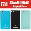 Cn0922 em estoque android mi 4c príncipe é oficial original capas para xiaomi mi4c case de couro inteligente mi4i anti-skid