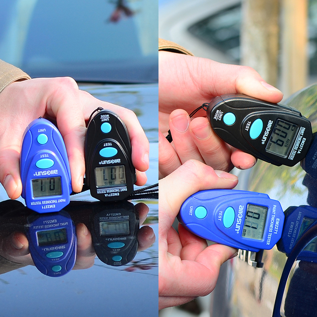 Car Paint Thickness Tester 5