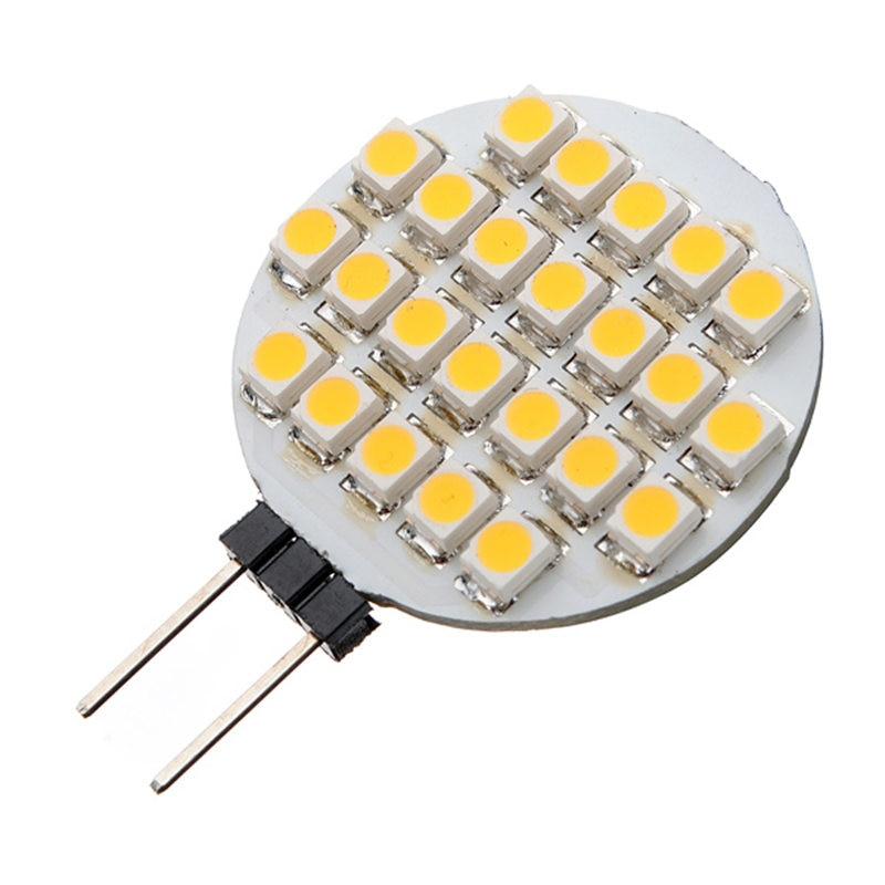 G4 LED Lamp 1W 3W 4W 5W 5050 SMD Spotlight Corn Bulb Car Boat RV Light Cool White Warm White DC12V