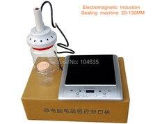 220V Big Diameter 20-130MM Handheld electromagnetic induction Sealer Aluminum Foil Sealing Machine Plastic Bottles