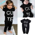 2016 New Newborn Infant Baby Boys Girls One-Piece Warm Romper Jumpsuit Outfits Clothes Children's Clothing Sports Suit Tracksuit