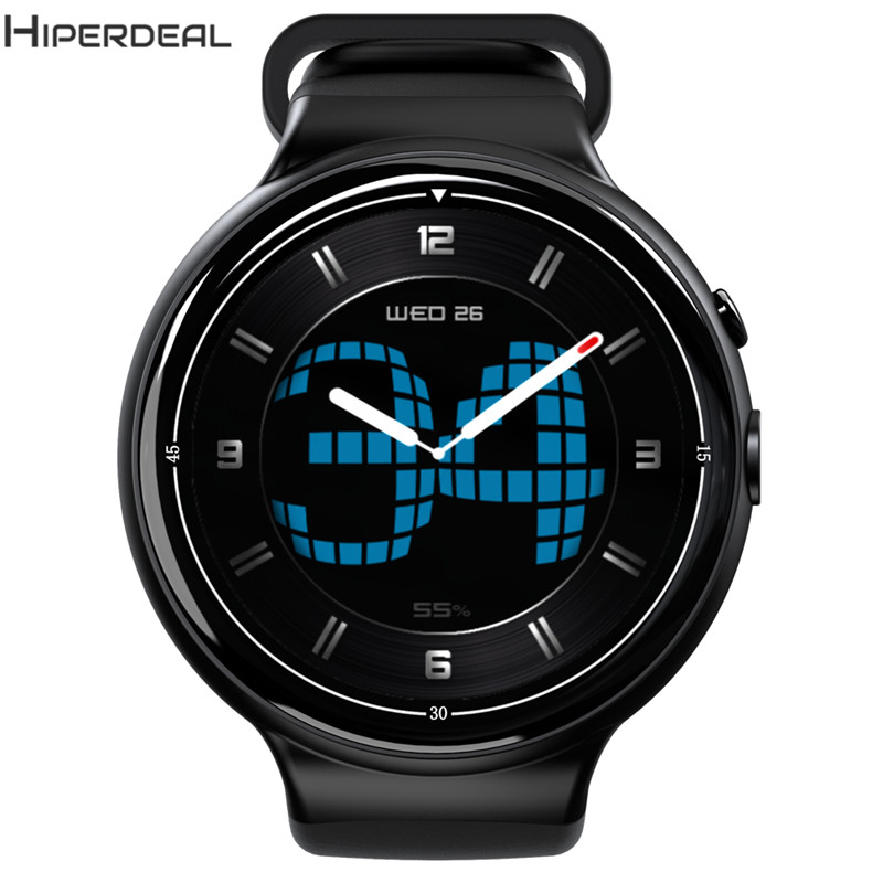 MTK6580 OS Android 5.1 ROM 16G RAM 2G Bluetooth Smart Watch Wifi GPS 2MP Camera Heart Rate Monitor ECG For IOS Android DE06b 696 z01 bluetooth android 5 1 smart watch 1gb ram 8g rom wifi gps sim camera gps heart rate monitor wristwatch for ios android