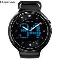 MTK6580 OS Android 5.1 ROM 16G RAM 2G Bluetooth Smart Watch Wifi GPS 2MP Camera Heart Rate Monitor ECG For IOS Android DE06b