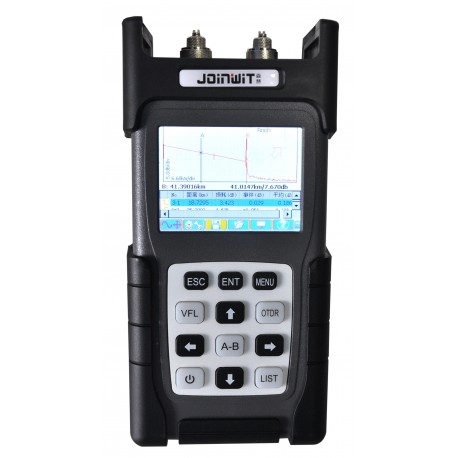 JoinWit JW3302B OTDR fiber tester 1310/1550nm 120km with English Espanol 30/28dB  SC/FC/ST ConnectorJoinWit JW3302B OTDR fiber tester 1310/1550nm 120km with English Espanol 30/28dB  SC/FC/ST Connector