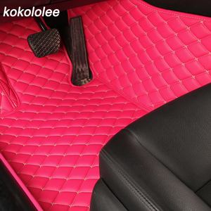 Image 4 - kokololee custom car floor mats for honda accord 2003 2007 2019 city jazz crv civic stream elysion spirior insight floor mats