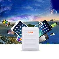Original TECLAST T52I-W 5000 mAh Banco Portable con Pantalla Digital Mini Banco de la Energía para Huawei para iPhone5 6 7 HTC móviles